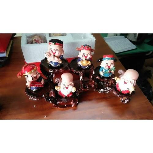 Bộ tượng 5 ông thần tài kèm đế - 4992572 , 18585121 , 15_18585121 , 299000 , Bo-tuong-5-ong-than-tai-kem-de-15_18585121 , sendo.vn , Bộ tượng 5 ông thần tài kèm đế