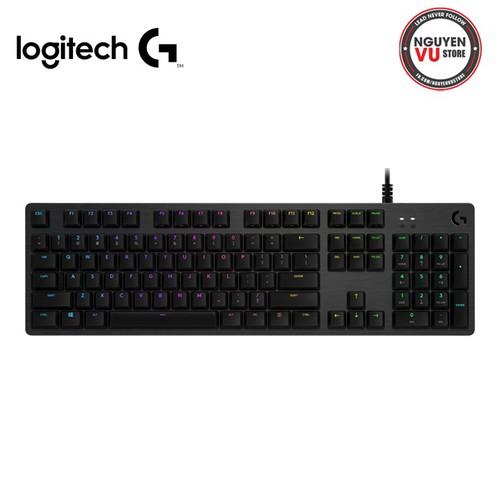 Bàn phím Logitech G512 RGB Romer-G Linear Switch