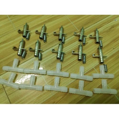 núm uống nước tự động cho thỏ bằng inox bộ 10 van - 11656072 , 18587737 , 15_18587737 , 80000 , num-uong-nuoc-tu-dong-cho-tho-bang-inox-bo-10-van-15_18587737 , sendo.vn , núm uống nước tự động cho thỏ bằng inox bộ 10 van