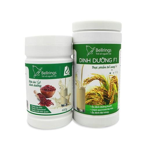 [SIÊU TỐT] COMBO sản phẩm từ gạo lứt: Màng tinh chất gạo lứt nguyên chất DINH DƯỠNG F1 và BỮA ĂN DINH DƯỠNG D2 - Siêu tốt từ gạo lứt, tinh bột  gạo lứt nguyên chất, sản phẩm của NKH. T.S Bùi Huy Thanh - 8957494 , 18584152 , 15_18584152 , 605000 , SIEU-TOT-COMBO-san-pham-tu-gao-lut-Mang-tinh-chat-gao-lut-nguyen-chat-DINH-DUONG-F1-va-BUA-AN-DINH-DUONG-D2-Sieu-tot-tu-gao-lut-tinh-bot-gao-lut-nguyen-chat-san-pham-cua-NKH.-T.S-Bui-Huy-Thanh-15_18584152 ,