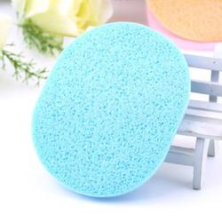 Bọt biển rửa mặt cao su tự nhiên, miếng mút rửa mặt mềm mịn làm sạch da tối ưu