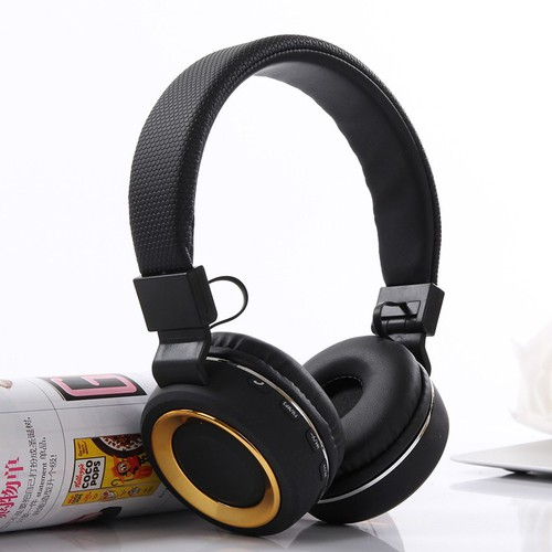 Tai Nghe Bluetooth TV12 - Hỗ Trợ Cắm Thẻ Nhớ Nghe Radio FM