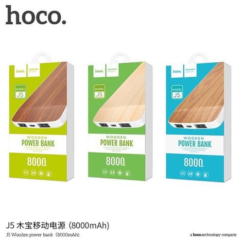 Sạc dự phòng cao cấp Hoco J5 8.000mAh - 4792784 , 18584913 , 15_18584913 , 192000 , Sac-du-phong-cao-cap-Hoco-J5-8.000mAh-15_18584913 , sendo.vn , Sạc dự phòng cao cấp Hoco J5 8.000mAh