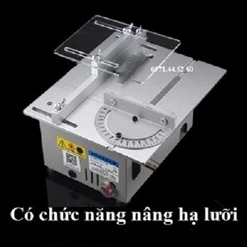 máy cưa bàn mini