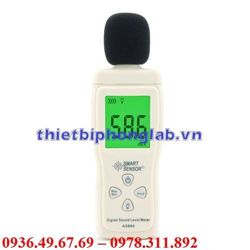 Máy Đo Âm Thanh Smart Sensor AS804