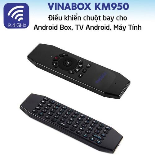Chuột Bay Bàn Phim Vinabox Km950V Có Voice Chính Hãng - 8962122 , 18591617 , 15_18591617 , 387000 , Chuot-Bay-Ban-Phim-Vinabox-Km950V-Co-Voice-Chinh-Hang-15_18591617 , sendo.vn , Chuột Bay Bàn Phim Vinabox Km950V Có Voice Chính Hãng