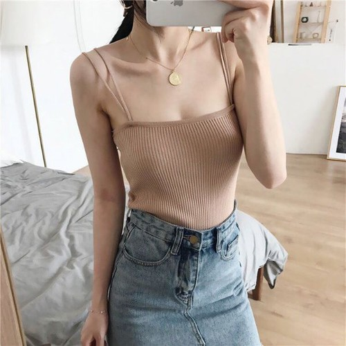 áo kiểu nữ 2 dây xinh