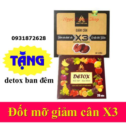 Giảm cân đông y mộc linh detox X3 - 8958723 , 18586309 , 15_18586309 , 500000 , Giam-can-dong-y-moc-linh-detox-X3-15_18586309 , sendo.vn , Giảm cân đông y mộc linh detox X3