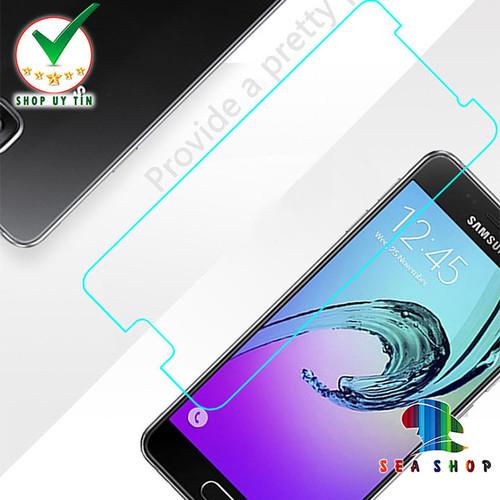 [SEASHOP] Bộ 2 kính cường lực Samsung Galaxy A7 2017 - A720