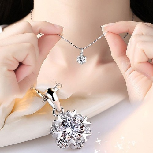 Dây chuyền nữ bạc 925 đính đá mặt tròn - Phong cách Hàn Quốc - 8958953 , 18586561 , 15_18586561 , 99000 , Day-chuyen-nu-bac-925-dinh-da-mat-tron-Phong-cach-Han-Quoc-15_18586561 , sendo.vn , Dây chuyền nữ bạc 925 đính đá mặt tròn - Phong cách Hàn Quốc