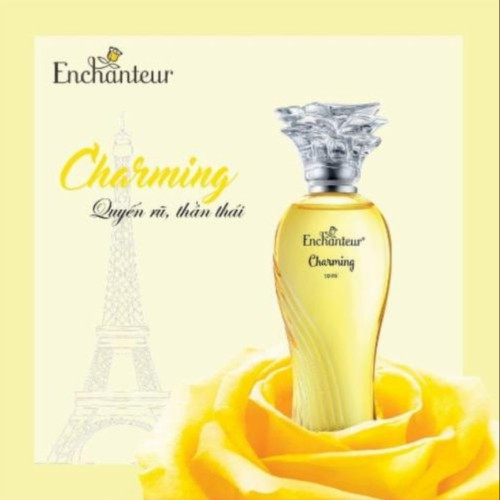 Nước hoa cao cấp Enchanteur Charming 50ml - 8964723 , 18595482 , 15_18595482 , 198000 , Nuoc-hoa-cao-cap-Enchanteur-Charming-50ml-15_18595482 , sendo.vn , Nước hoa cao cấp Enchanteur Charming 50ml