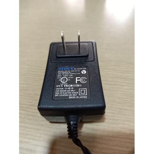 Sạc Sony 12v2a - Nhật Bản
