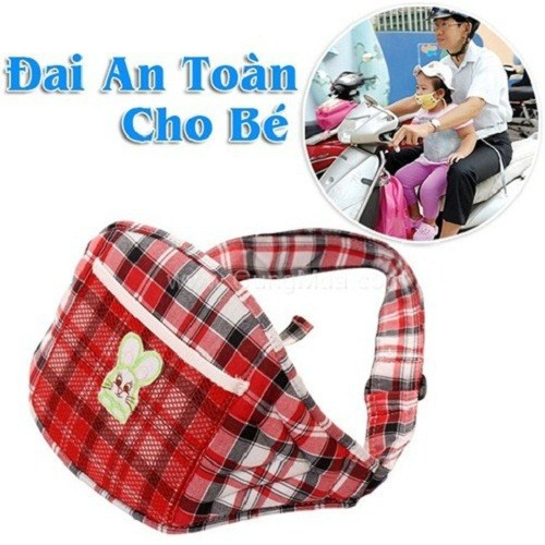 Đai An Toàn Cho Bé