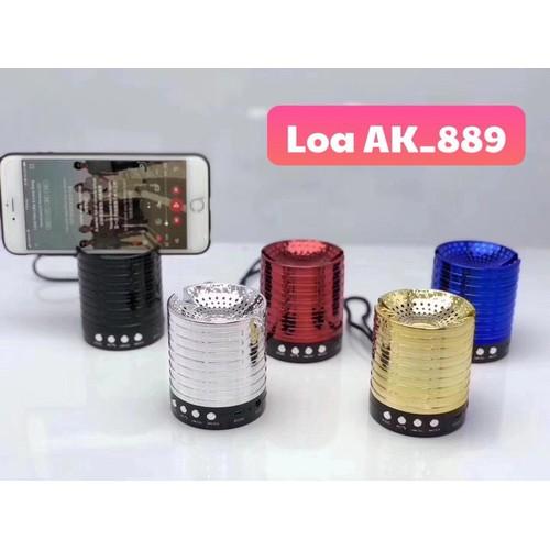 Loa Nghe Nhạc Bluetooth AK-889 - 8972767 , 18608672 , 15_18608672 , 139000 , Loa-Nghe-Nhac-Bluetooth-AK-889-15_18608672 , sendo.vn , Loa Nghe Nhạc Bluetooth AK-889