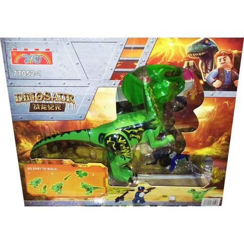 Đồ chơi lắp ráp khủng long Dinosaur 77052 1