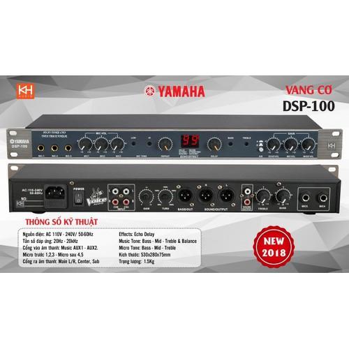Vang Cơ Yamaha DSP100