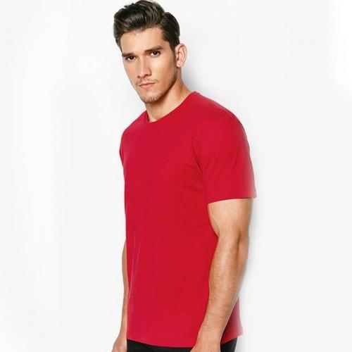 Áo thun nam màu đỏ