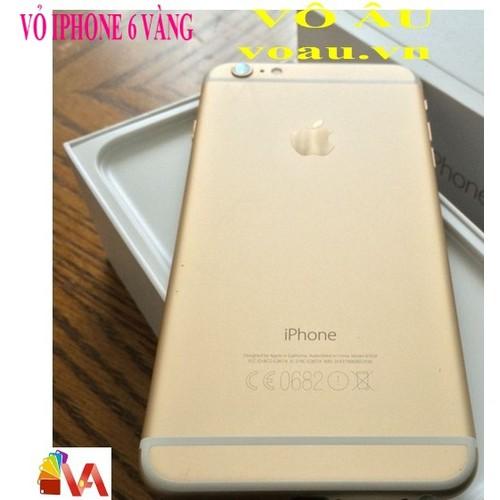 Vỏ Iphone 6 nguyên bộ vàng