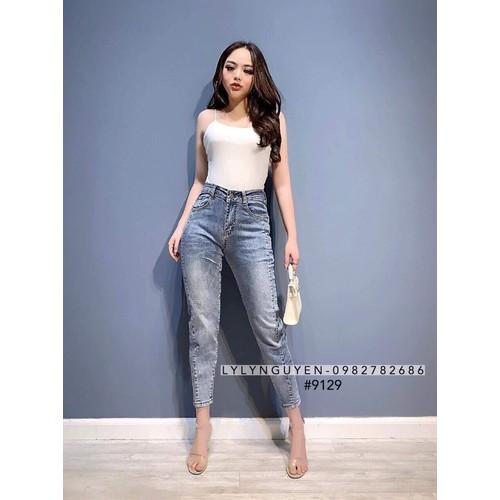 quần jeans baggy cá tính