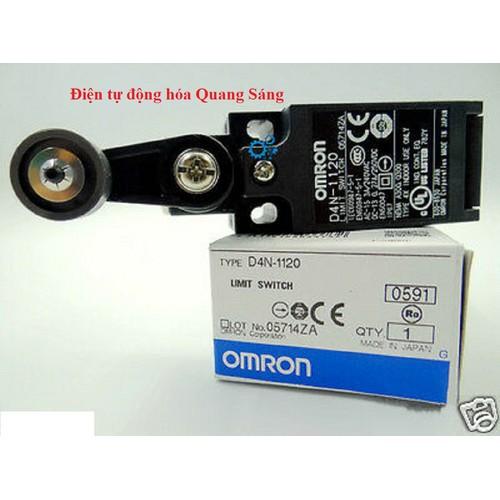Công tắc hành trình Omron D4N-1120