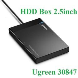 Hộp đựng ổ cứng 2,5 inch USB 3.0 chính hãng Ugreen 30847 cao cấp