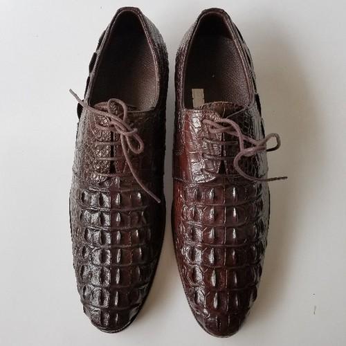 Giày Tây Giày Công Sở Nam Da Cá Sấu Thời Trang - JZ1435
