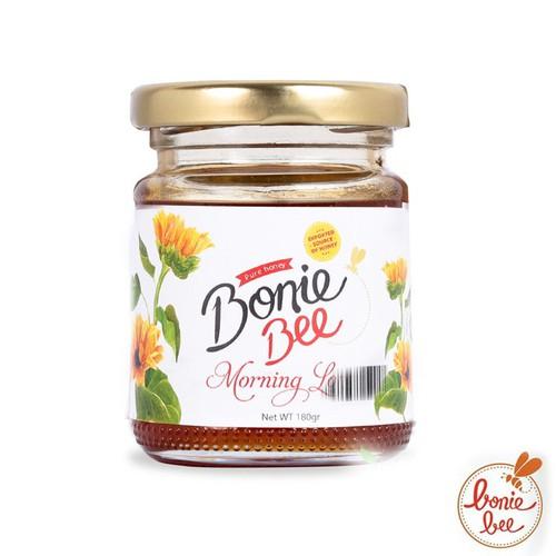 Mật ong nguyên chất Bonie Bee Morning Lover 180g - 8959440 , 18587092 , 15_18587092 , 85000 , Mat-ong-nguyen-chat-Bonie-Bee-Morning-Lover-180g-15_18587092 , sendo.vn , Mật ong nguyên chất Bonie Bee Morning Lover 180g
