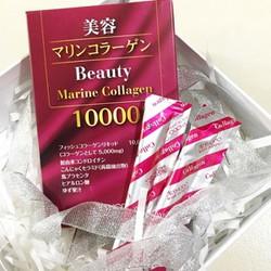 Collagen nhau thai ngựa Beauty Marine Collagen 10000mg