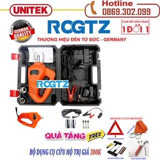 ROGTZ - Thương hiệu đến từ Đức Bộ dụng cụ tháo ốc chạy điện 12V - Bộ dụng cụ ra lốp chạy điện 12V - ROGTZ Bộ Ra lốp + Bộ cứu hộ thumbnail