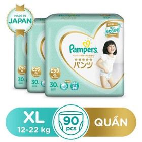 Tã quần-dán Pamper Nhật : Nb66-S60-M48.. - pamper Nhật