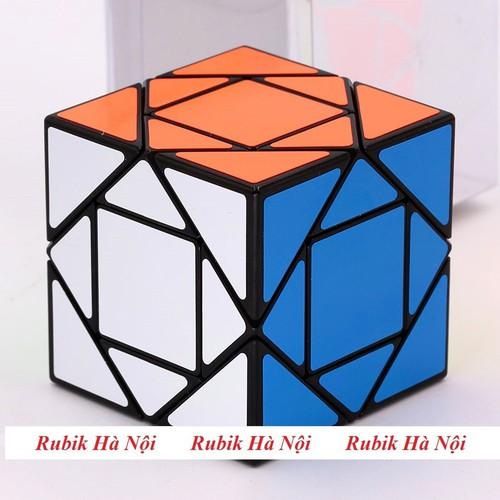 Rubik Biến Thể 3x3x3 Mofang Jiaoshi Đen