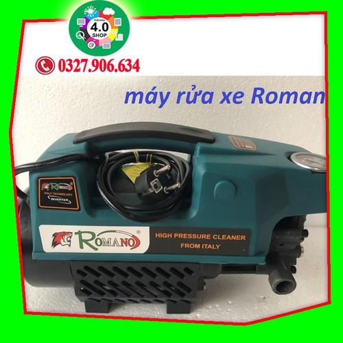 Máy rửa xe cao cấp Romano - 8960197 , 18588565 , 15_18588565 , 1550000 , May-rua-xe-cao-cap-Romano-15_18588565 , sendo.vn , Máy rửa xe cao cấp Romano