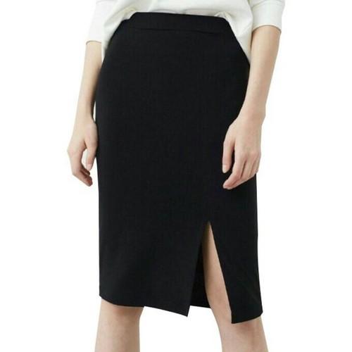 Chân váy xẻ đùi-Hàng thiết kế chất đẹp