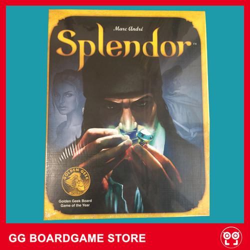 HÀNG CHÍNH HÃNG - HỘP GAME SPLENDOR  NHẬP MỸ