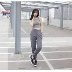 [MUA 2 CÁI MIỄN PHÍ SHIP] Quần thể thao tập gym. dạo phố cả nam và  nữ hàng cao cấp TRON08