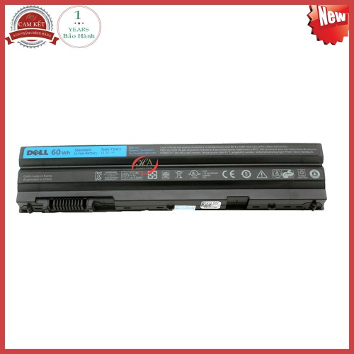 Pin laptop dell 7FF1K 60Wh