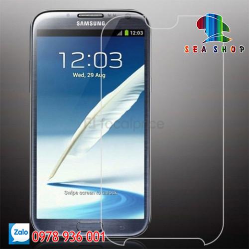 [SEASHOP] Bộ 2 kính cường lực Samsung Galaxy Note [Note 1] - N7000