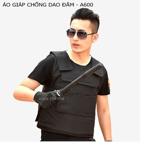 ÁO GIÁP CHỐNG DAO ĐÂM - Tặng Bao Tay hoặc ống tay chống cắt