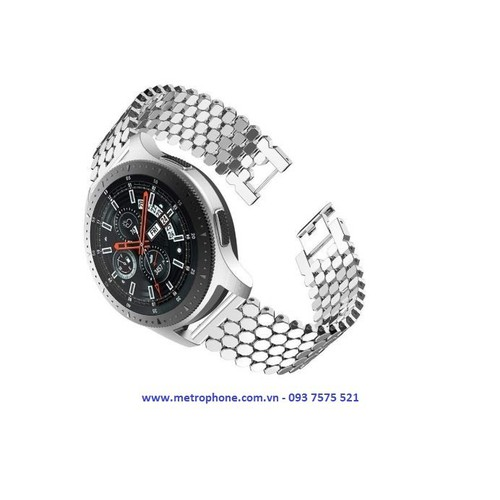 DÂY THÉP HỌA TIẾT HONEY DÀNH CHO SAMSUNG GEAR S3 GALAXY WATCH 46MM HUAWEI WATCH GT TICWATCH 1 - 8974418 , 18611686 , 15_18611686 , 250000 , DAY-THEP-HOA-TIET-HONEY-DANH-CHO-SAMSUNG-GEAR-S3-GALAXY-WATCH-46MM-HUAWEI-WATCH-GT-TICWATCH-1-15_18611686 , sendo.vn , DÂY THÉP HỌA TIẾT HONEY DÀNH CHO SAMSUNG GEAR S3 GALAXY WATCH 46MM HUAWEI WATCH GT TICW
