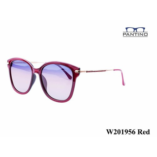 Kính mắt phân cực PANTINO chính hãng nhập khẩu Hàn Quốc chống tia UV - Mã W201956 Red
