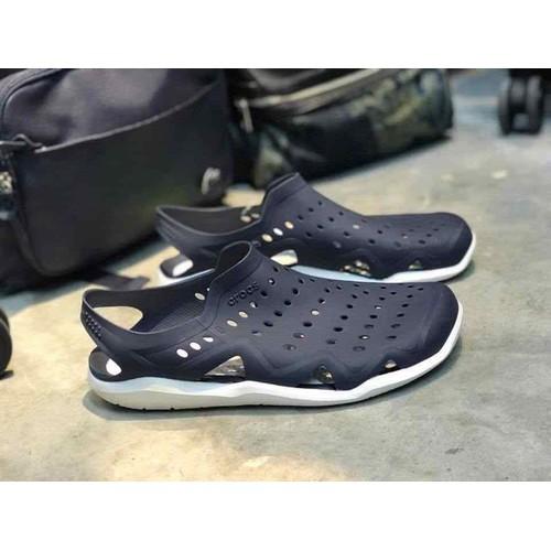 Giày crocs. giày crocs. giày crocs. giày crocs. wiftwater hàng chính hãng - kèm hộp