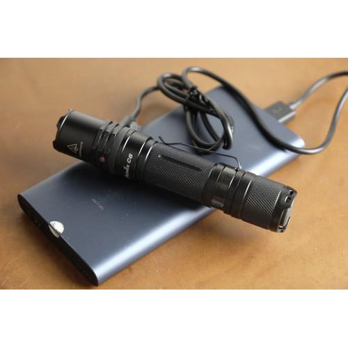 Đèn pin Fenix - C6 USB V2.0 - 900 Lumens
