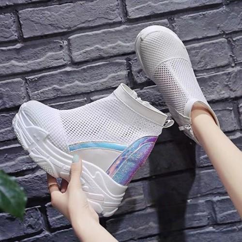 OD161-Giày bánh mì độn đế hàng order