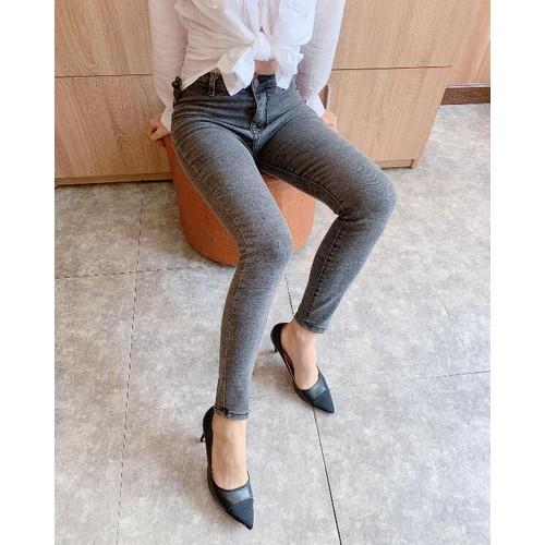 quần jeans kiểu mẫu Đa dạng
