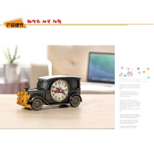 Đồng hồ báo thức xe hơi