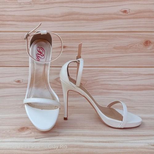 VNXK - Giày sandal quai mảnh da bóng - 11p - 4994908 , 18606319 , 15_18606319 , 398000 , VNXK-Giay-sandal-quai-manh-da-bong-11p-15_18606319 , sendo.vn , VNXK - Giày sandal quai mảnh da bóng - 11p