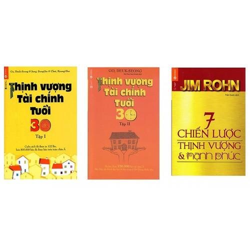 Combo 3 cuốn thinh vượng tài chính tuổi 30 và 7 chiến lược thịnh vượng và hạnh phúc - 4995289 , 18609540 , 15_18609540 , 224000 , Combo-3-cuon-thinh-vuong-tai-chinh-tuoi-30-va-7-chien-luoc-thinh-vuong-va-hanh-phuc-15_18609540 , sendo.vn , Combo 3 cuốn thinh vượng tài chính tuổi 30 và 7 chiến lược thịnh vượng và hạnh phúc