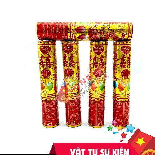 Pháo Kim Tuyến 30 cm 1 bộ 6 cây