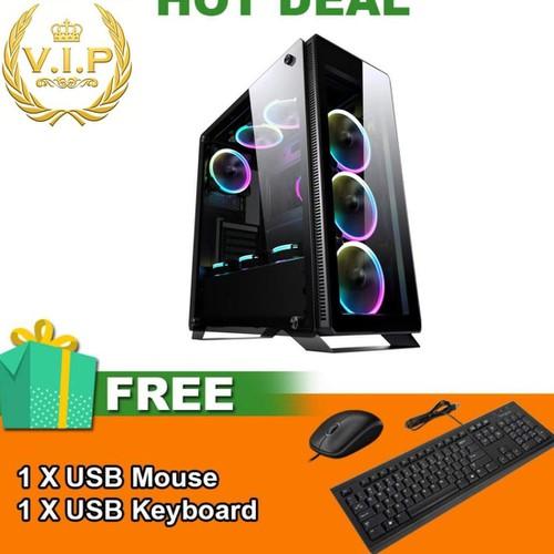 PC Chơi Được Game Khủng i5 3470, Ram 12GB, SSD 240GB, HDD 1TB, VGA GTX1050 2GB TSPGA5 + Quà Tặng