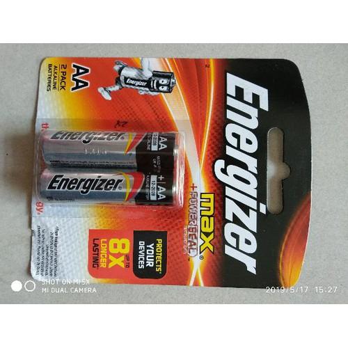 Pin Energizer Max AA